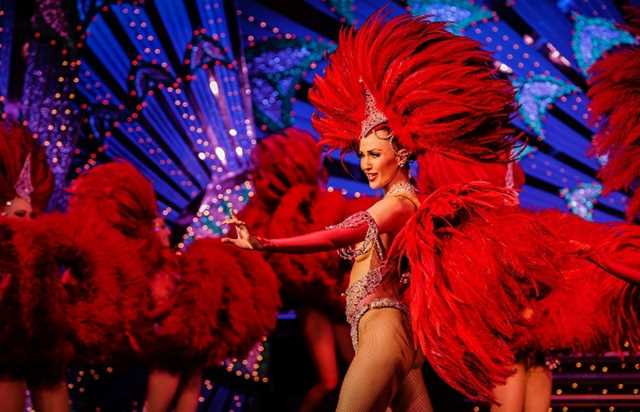 In der Bewertung: Le Moulin Rouge Cabaret in Paris