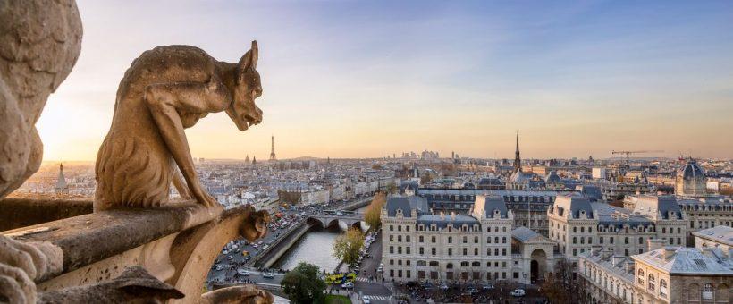 Načrtovanje potovanje v Pariz: A Travel Guide