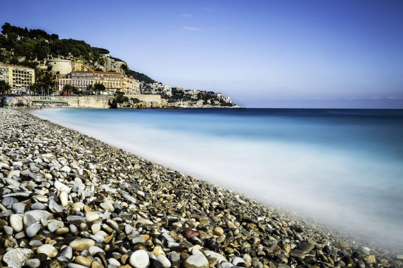 10 parimat Beaches Nizza