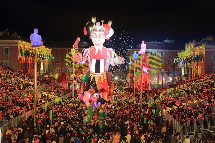 Pěkný Carnival Průvodce nejlepší karneval ve Francii