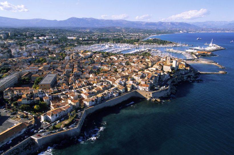 Insider juhend Antibes Côte D'Azur