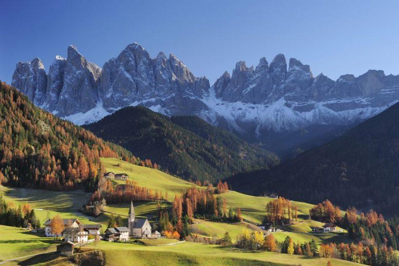 Voyage d'automne en Italie - Que lorsque vous visitez Expect Italie à l'automne