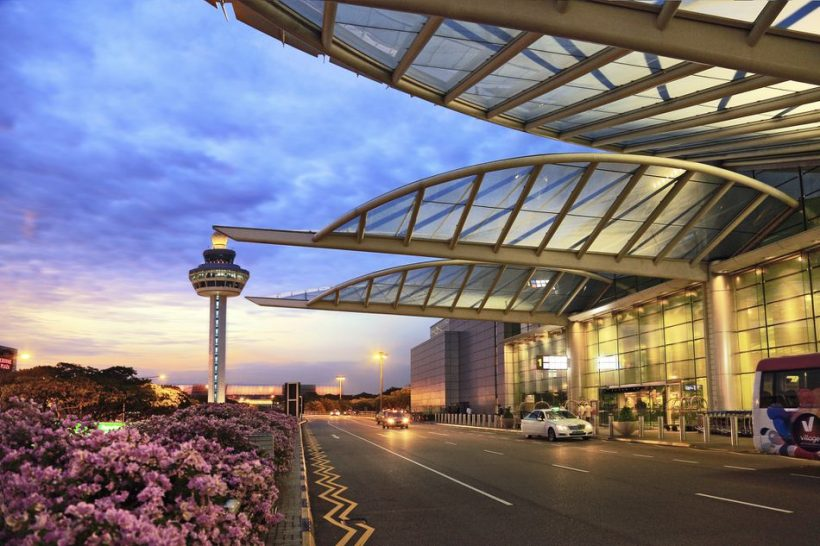 De 12 coolaste saker om Singapore Changi Airport
