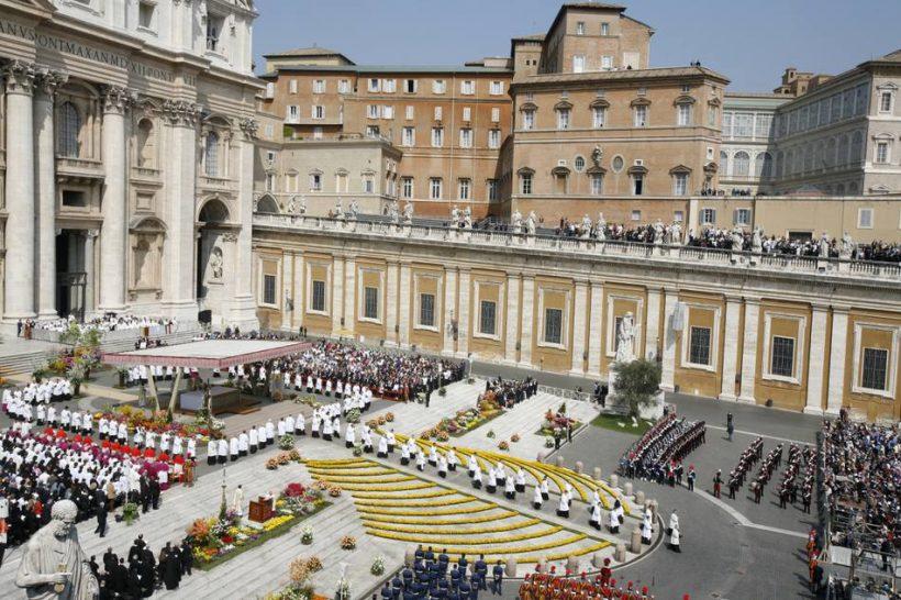 Честване на Великден в Италия – Страстната седмица религиозни ритуали в Италия