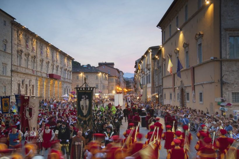 Top 9 Festivals en Italie