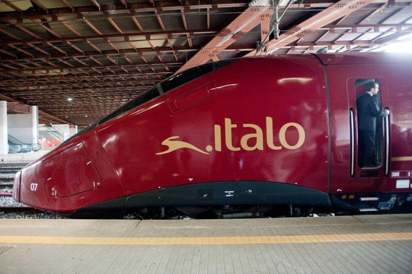 Italo високоскоростните влакове, - модерен и удобно High Speed влак в Италия