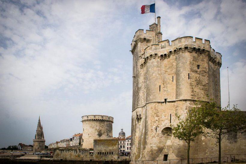 Ла-Рошель: Франції Третій найвідвідуваніший місто