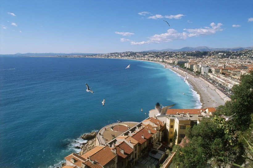 Nisa, Franța Ghid turistic - Obtineti toate informatiile de baza pe o vacanta Riviera