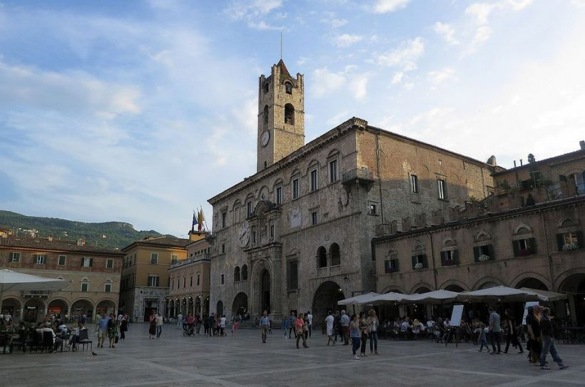 Was ist eine Piazza und Wo sind die besten in Italien zu sehen?
