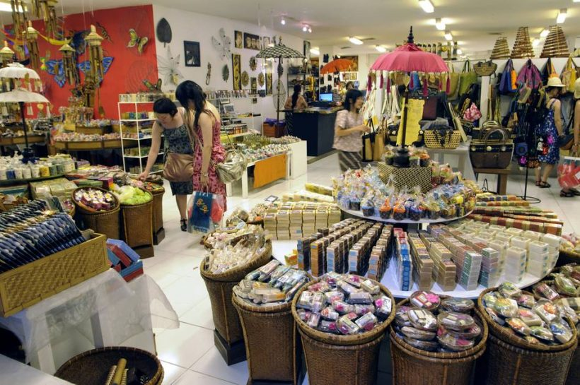 Top Indkøbscenter i South Bali, Indonesien – Moderne Retail Therapy for Shopaholics i South Bali