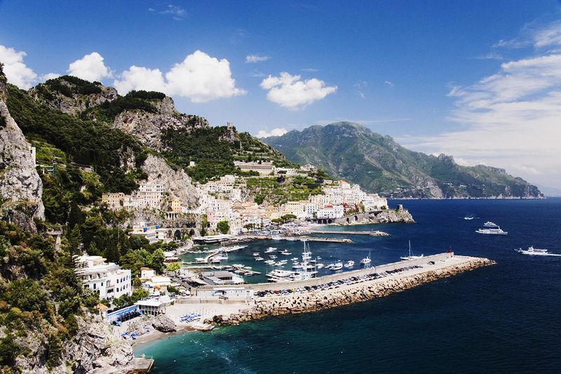 Top 5 kohti Lõuna-Itaalia