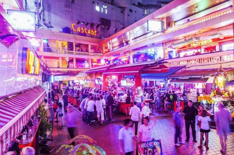 Bangkok opas: Kaikkein Aikuisviihdemateriaali huijaus maailmassa