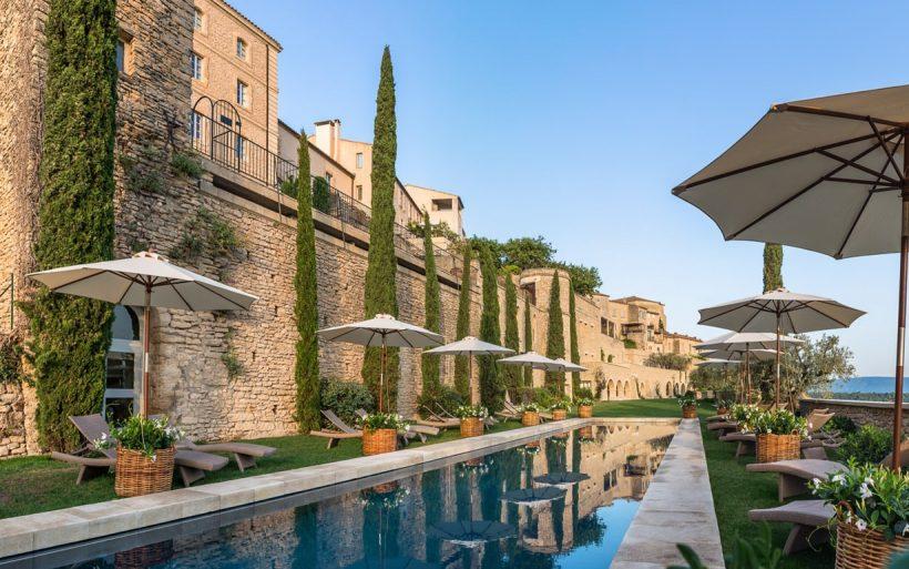 Udgifter til hoteller og indkvarteringssteder i Frankrig