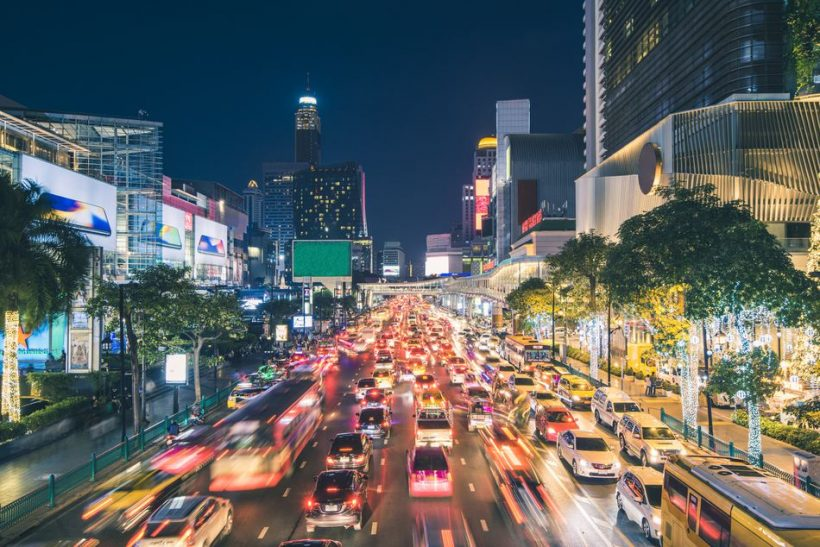 Vairavimo Tailande: ką reikia žinoti