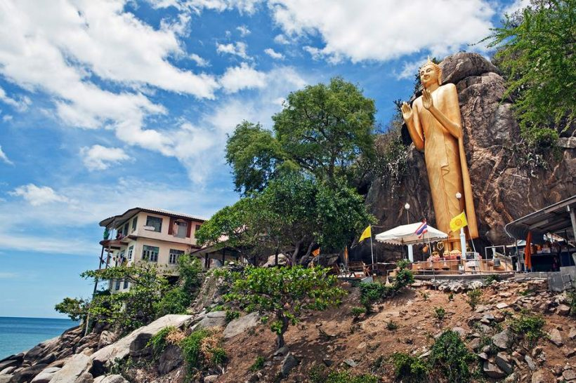 Pasinerkite į geriausių paplūdimių Hua Hin, Tailandas