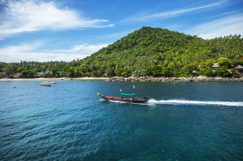 Koh Tao, Thajsko: Travel Guide