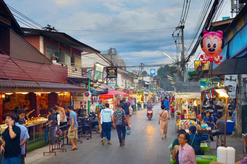 Opas Yöelämä Pai, Thaimaa – Mistä Best Music ja baareja Pai
