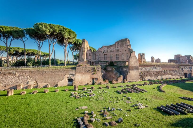 Romas Palatine Hill: The Complete Guide