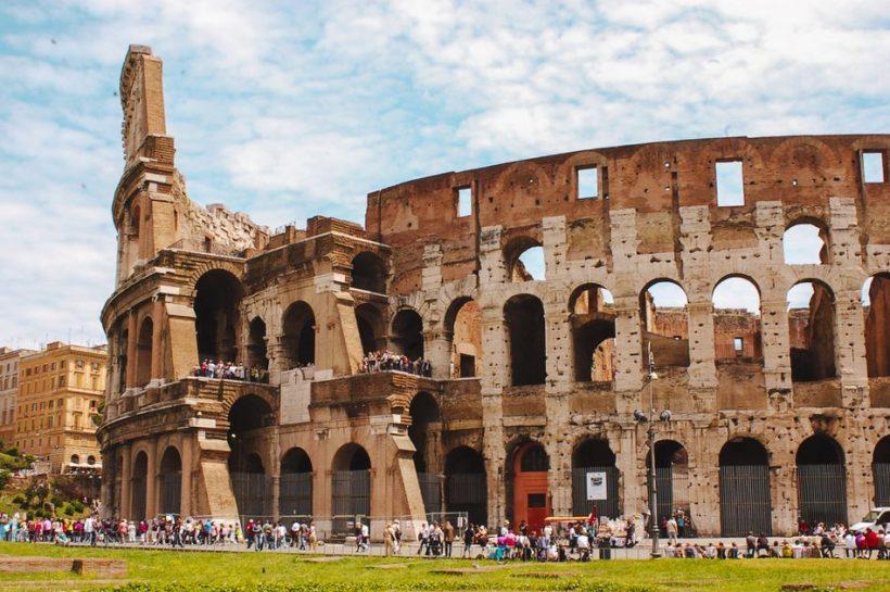 Kaip Apsilankykite Koliziejus, Romėnų forumas ir Palatino kalva Romoje