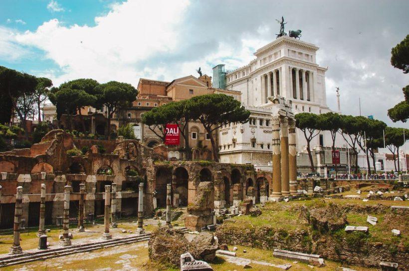 Mida näha Rooma Forum - Külas Vana Foorum Roomas