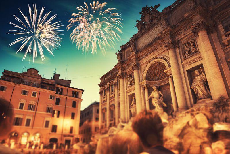 Řím Events Calendar - Měsíc po měsíce Průvodce po události v Římě