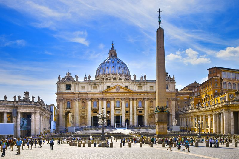 Angelai ir demonai Top Sites Romoje ir Vatikane