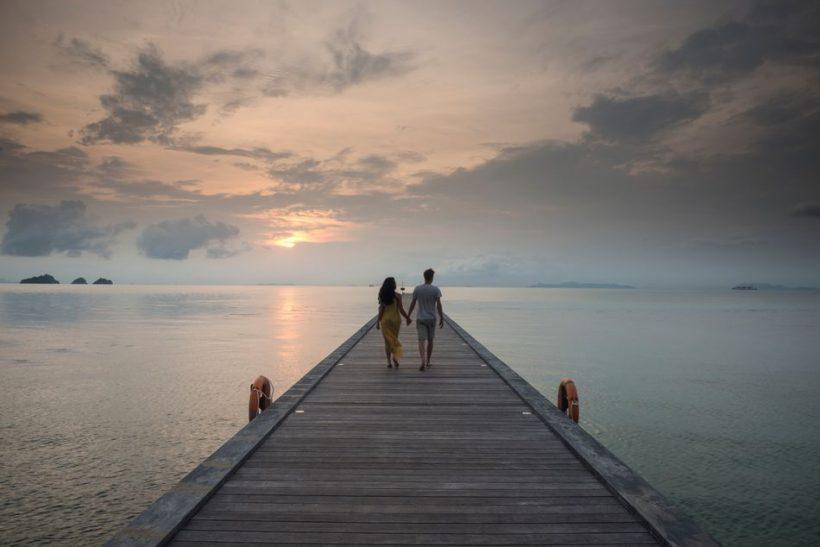 Top 5 romantické pobyty v Thajsku