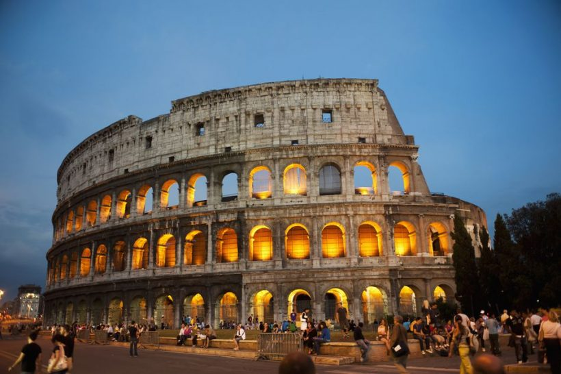 Ostmine Piletid Colosseum Roomas