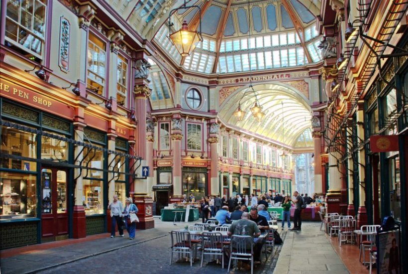 Londonas Leadenhall Market: The Complete Guide
