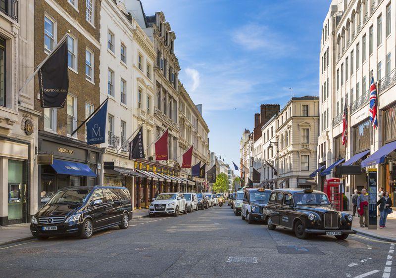 10 geriausių rajonai Naršyti Londone