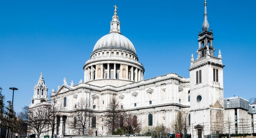 St. Pauls Cathedral Informationen