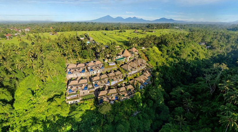 Villa aktualizace: Viceroy Bali, Ubud, Bali, Indonésie