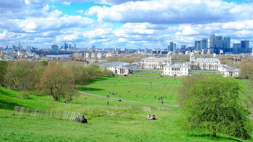 באפריל בלונדון: מזג, מה לארוז, ומה לראות