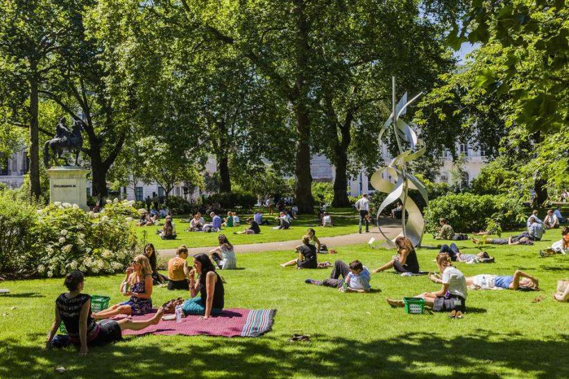 Srpen v Londýně: Počasí, co sbalit, a Co je k vidění
