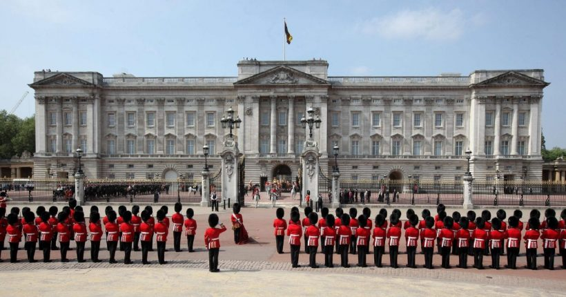 Buckingham Palace: The Complete Guide