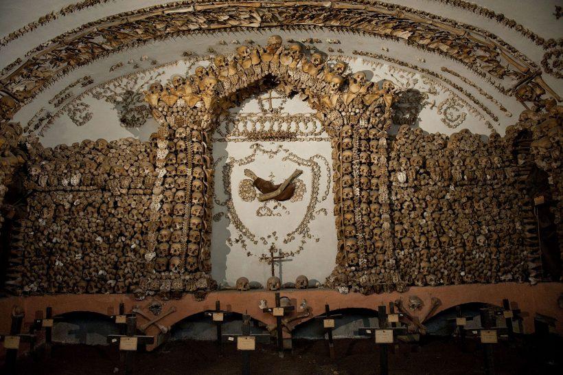 Scary Places para visitar em Roma