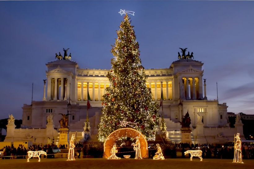 December in Rome - Een Weather and Event Guide