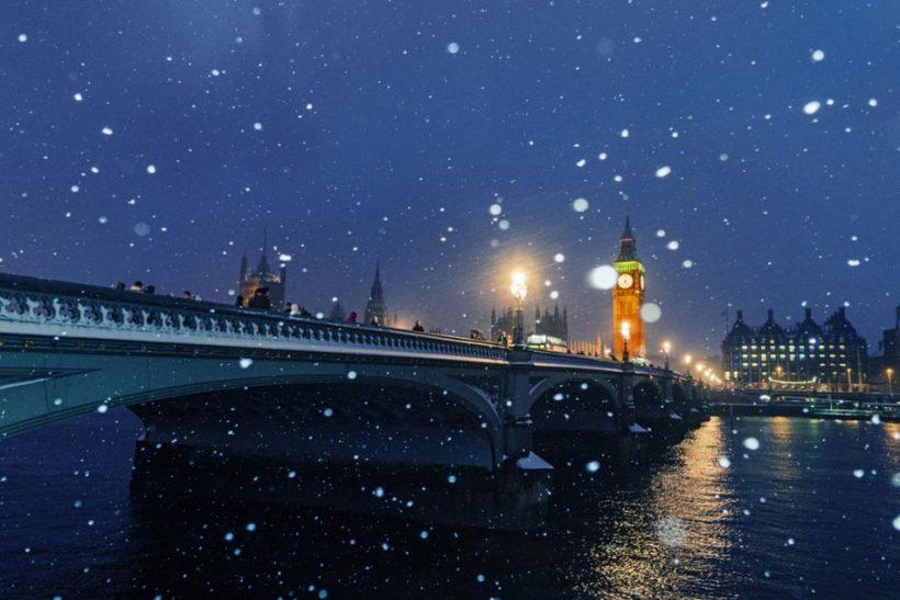 Enero en Londres: El tiempo, qué llevar, y qué ver