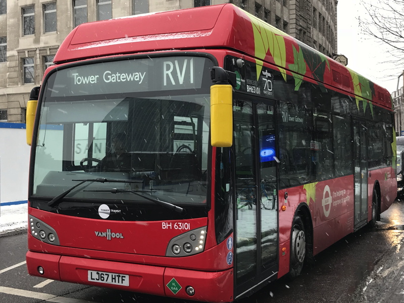 RV1 London Bus