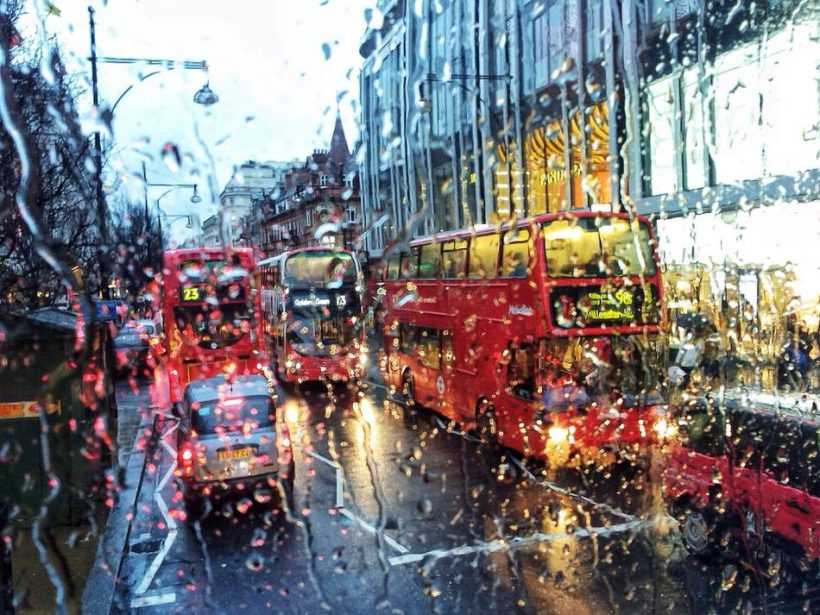 Počasie v Londýne: klíma, ročné obdobie a priemerná mesačná teplota