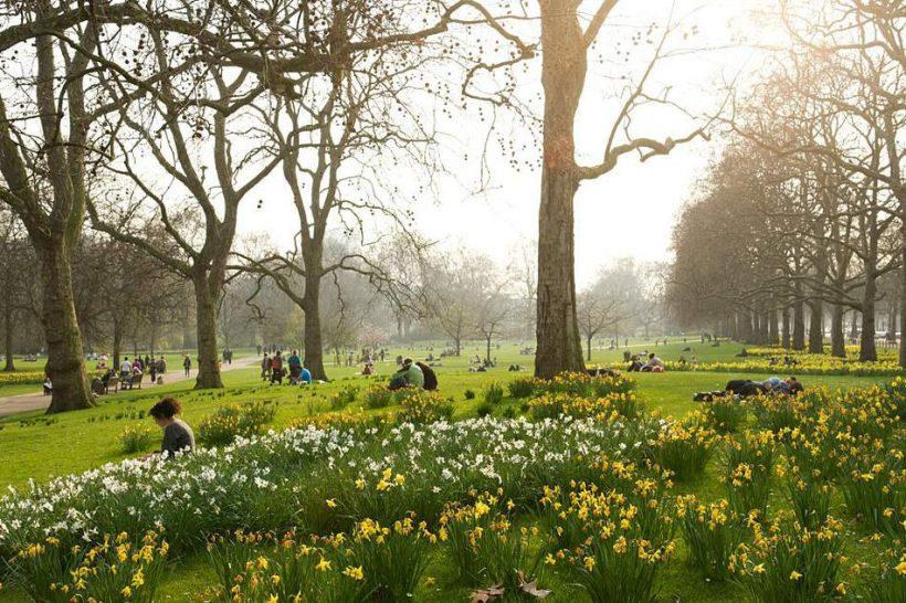 Março em Londres: Tempo, que a embalagem, eo que ver