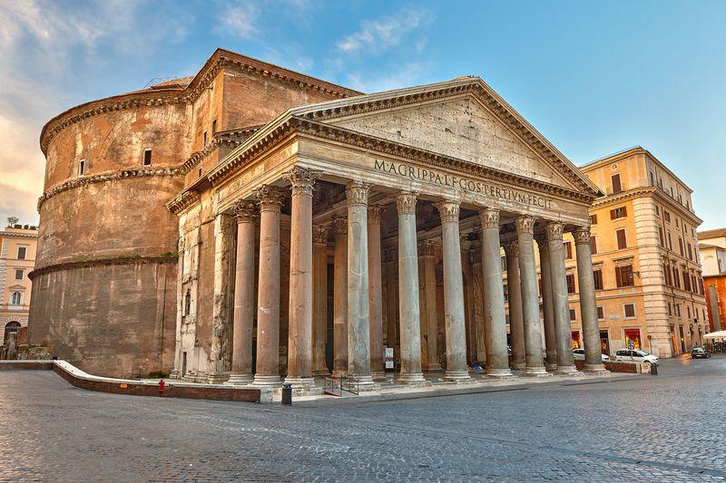 Maj Imprezy i święta w Rzymie