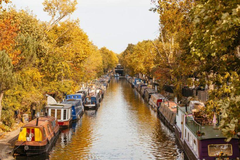 Říjen v Londýně: Počasí, co sbalit, a Co je k vidění