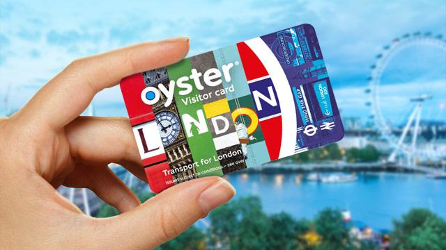 Londres Voyage: Quelle carte Oyster est le meilleur pour les visiteurs?