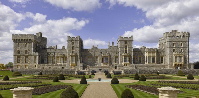 Suunnittelu vierailu Windsor Castle