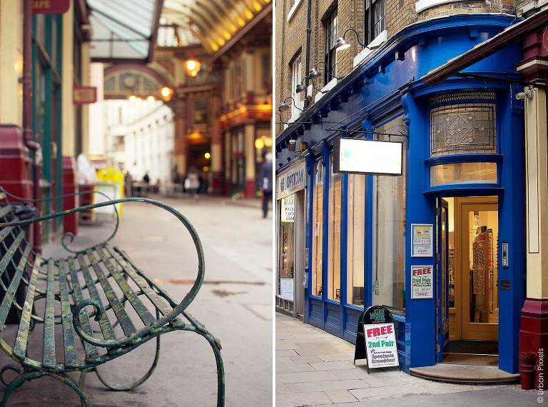 Harry Potter filmlocaties in London