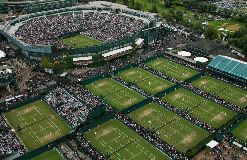 Mitä tuoda ja mitä ei tuoda Wimbledon- Tennis kuuluisin Fortnight