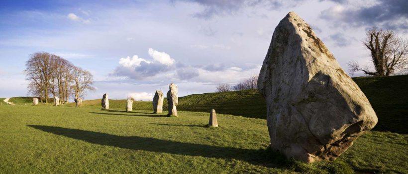 Come per visitare l'Inghilterra Avebury Henge