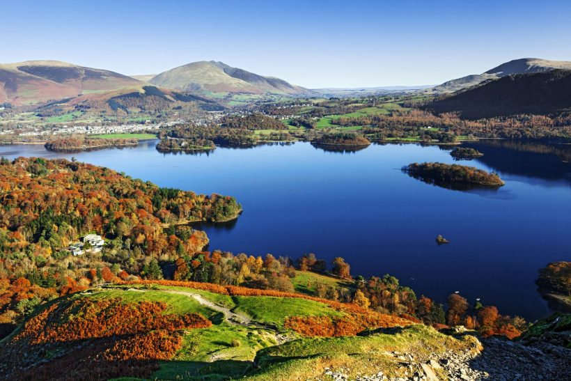 The Lake District: Complete Guide til den engelske Lakes