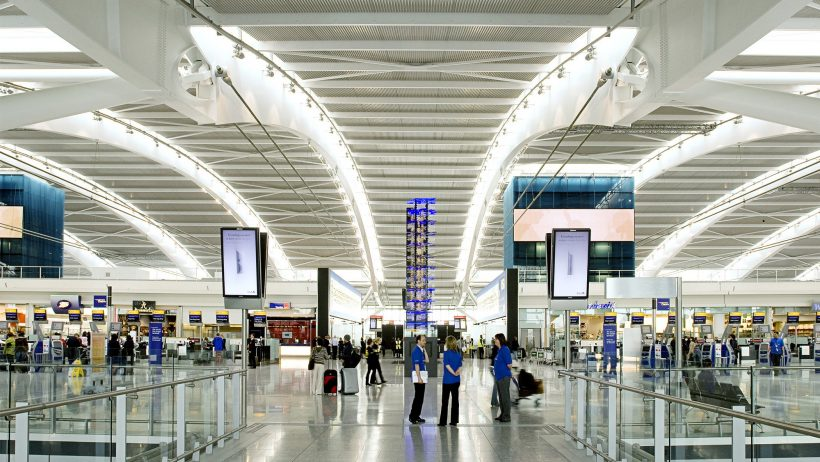 Tips voor het reizen van de luchthaven Heathrow naar het centrum van Londen